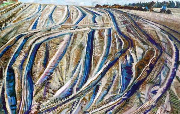david page ruts-on-claypit-hill-1998