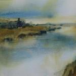 Sara Johnson, 'Blythburgh Church'