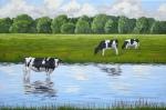 barbara-bernard-cows-on-outney-common-oil-on-canvas-40cmx60cm