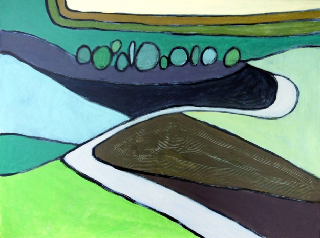 nicky-stainton-signs-of-spring-acrylic-on-canvas