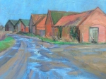 mary-spicer-barns-at-hardley-staithe-norfolk-oil-on-canvas-60x80cm-2014