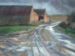 mary-spicer-midwinter-hardley-barns-oil-on-canvas-2012-60x80cm