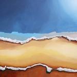 rosemary-elliott-desert-shoreline-acrylic-on-canvas-60x60cm