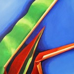 rosemary-elliott-tropical-night-acrylic-on-canvas-60x60cm