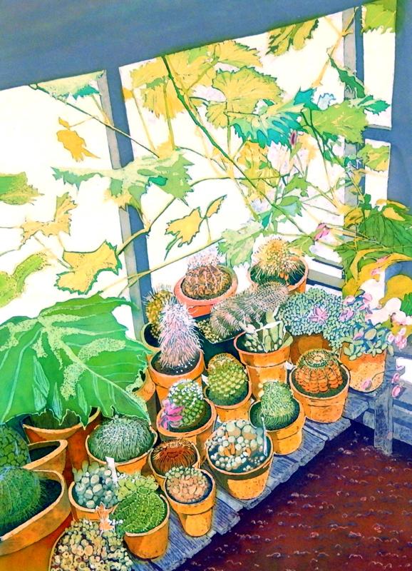 caryl-challis-jims-greenhouse-wax-batik